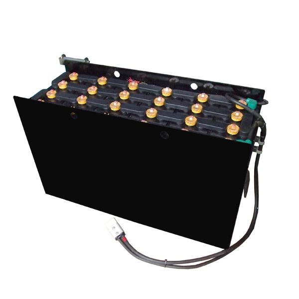 リーチ式フォークリフト用バッテリー