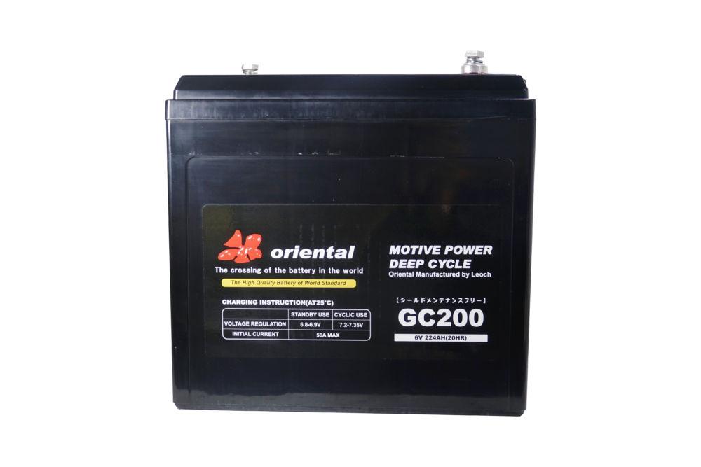 GC-200 (224A-6V)密閉式