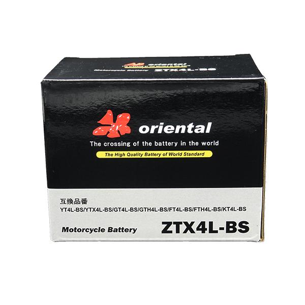 ZTX 4L-BS LEOCH社製オリエンタル