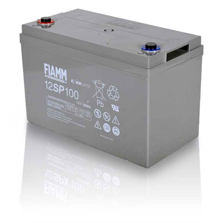 12SP100 FIAMM 製