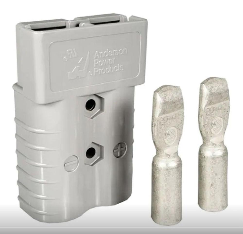 新品 アンダーソンソケット  SB350A 600V(Anderson Power Products)SBバッテリーケーブルコネクター 送料税込み